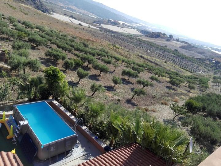 Villa Ciotta mare