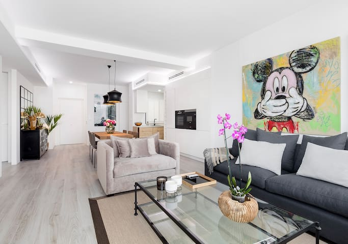 Luxury apartment in Salamanca district
