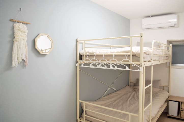 【102】Just renovated!Simple stay 5 mins to Shinjuku