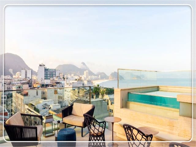 Ritz Copacabana Boutique Hotel4