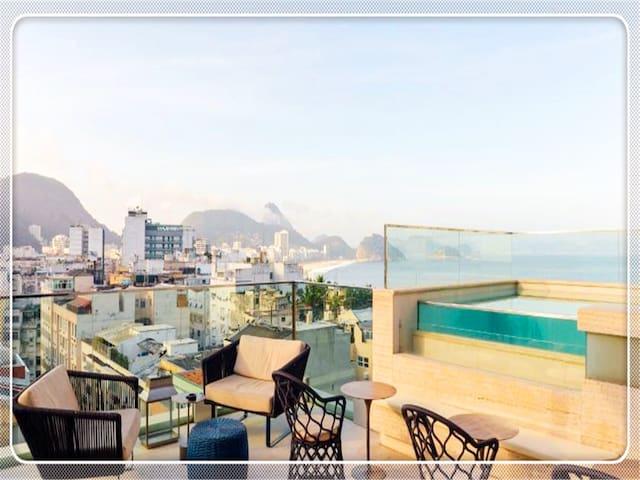 Ritz Copacabana Boutique Hotel4