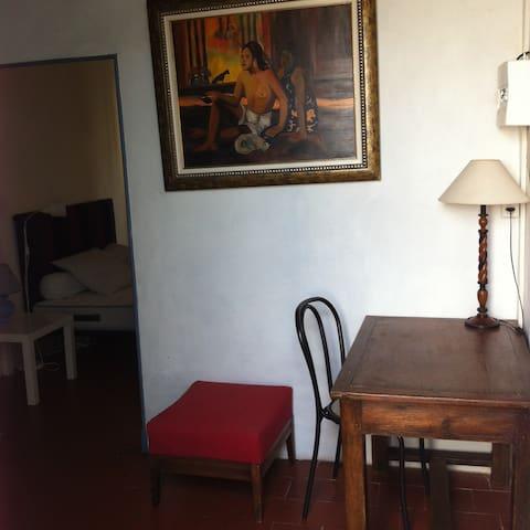 charmant appartement familial - Bessan - Byt