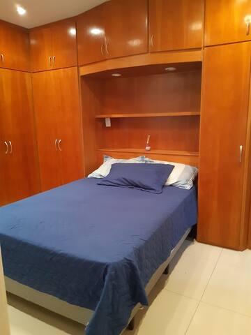 Suite Confortavel Luxo Silenciosa RECREIO PRAIA