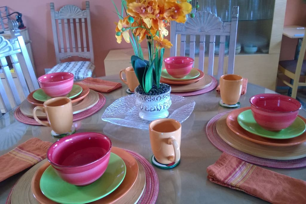 Your Table Is Set