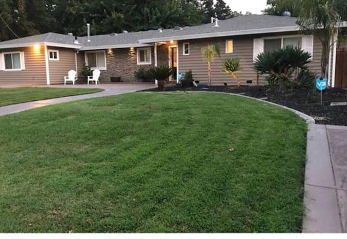 Sacramento sharded home!