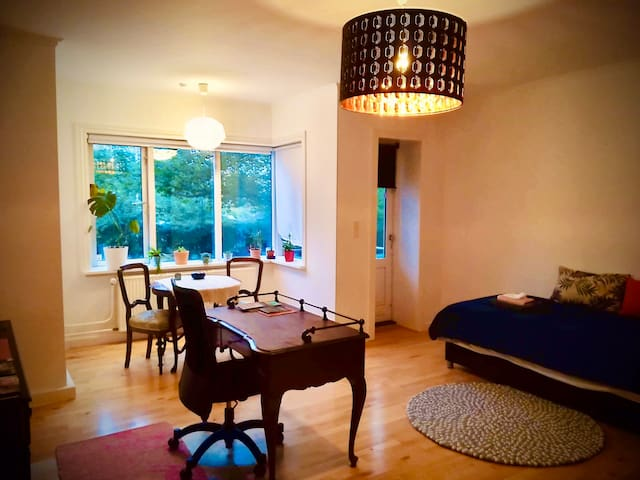 Nice room close to the University and city center.