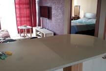 3 Room Flat Furnished(Quiet,secure     & homely)