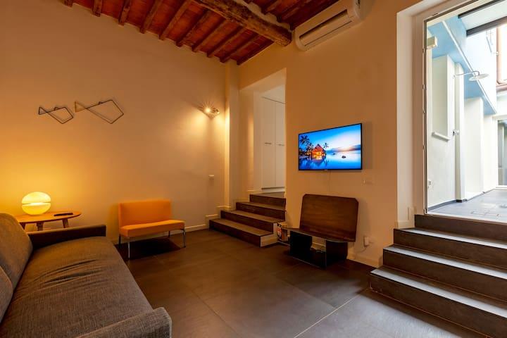 Legnaia Luxury Loft in the center of Pietrasanta