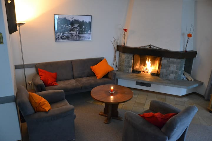 Fantastic spacious flat in Flims - Flims - Apartment