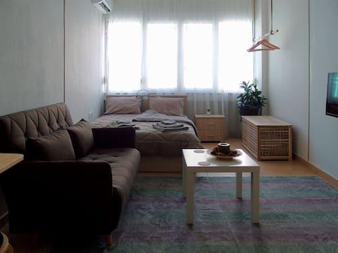 Cozy studio in the center of Thessaloniki
