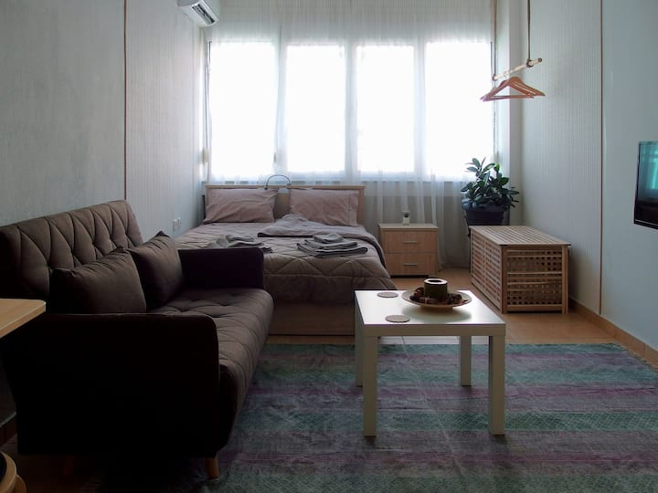 Cozy studio in the center of Thessaloniki