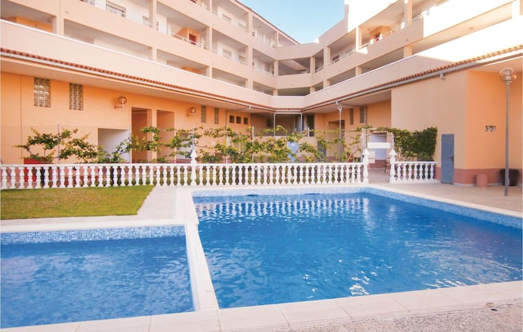 Holiday apartment with 1 bedroom on 45m² in San Pedro del Pinatar