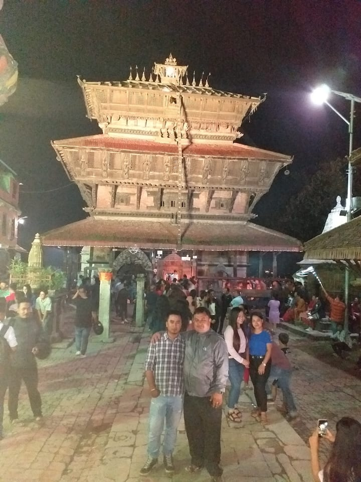 hHistoric and cultural city of newars of Nepal.