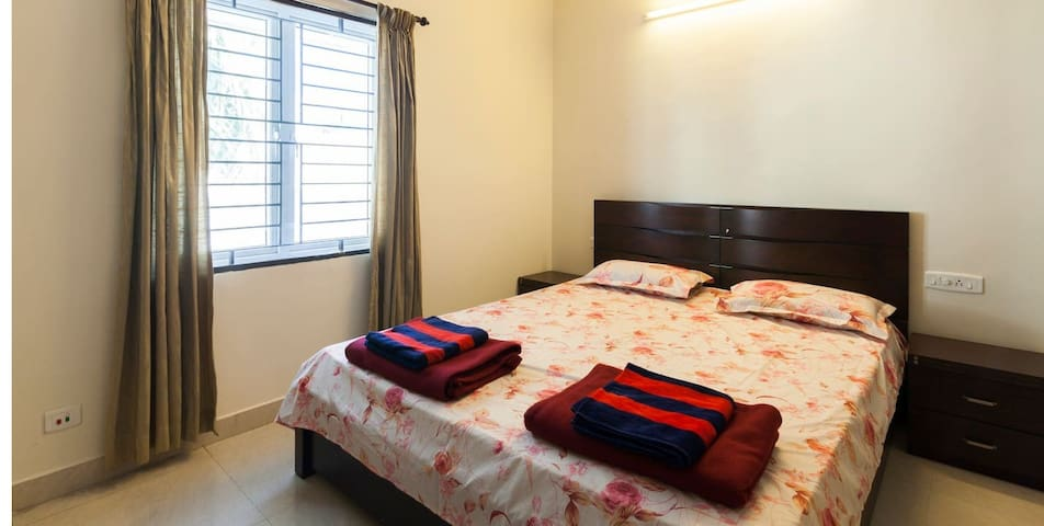 Luxury highly secured 2 bedroom apartment