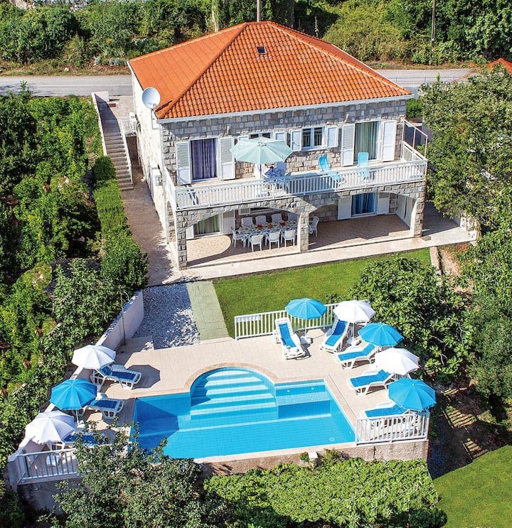 Villa Peric=perfect holiday in Dubrovnik!