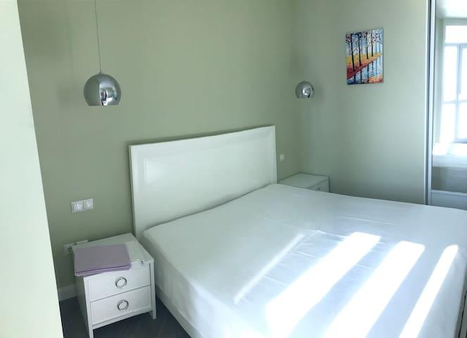 Квартира в стиле Лофт с прекрасным  видом!