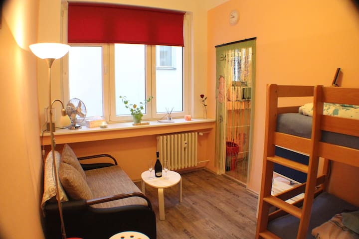 Cozy studio in the heart of Prague