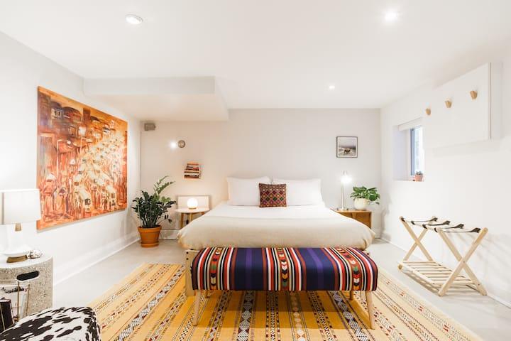Designer Beach Apartment