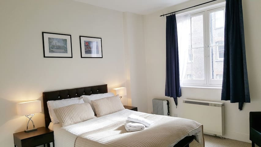 *Huge 1BR Flat Great Location Victoria near BigBen