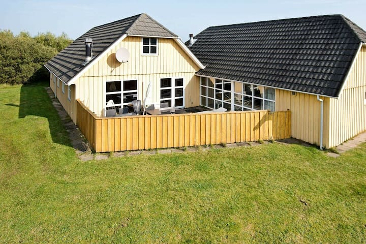 Modern Holiday Home in Rømø With Sauna