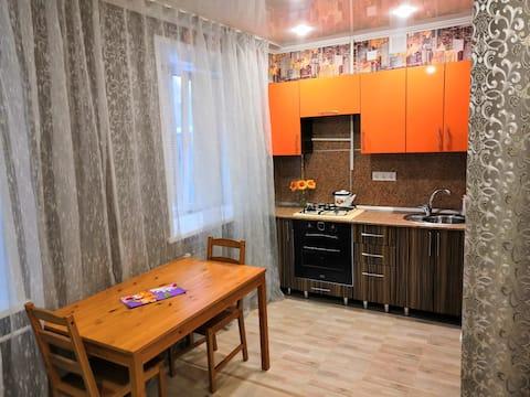 Апартаменты на проспект Строителей 27