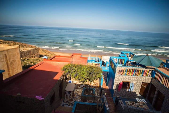 Maison Diyani :Auberge Sidi Warzg
