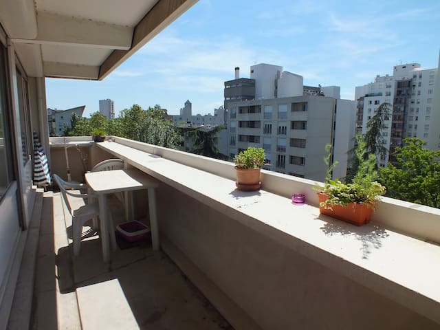 Appartement lumineux - Villeurbanne - Apartment