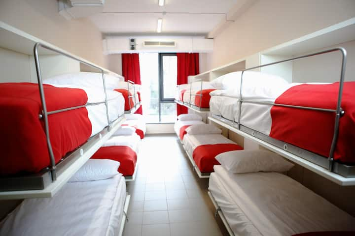 Express Hostel - bed in 12-bed mixed dorm