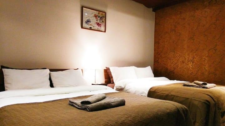 Sun Hotel Senju Queen Room