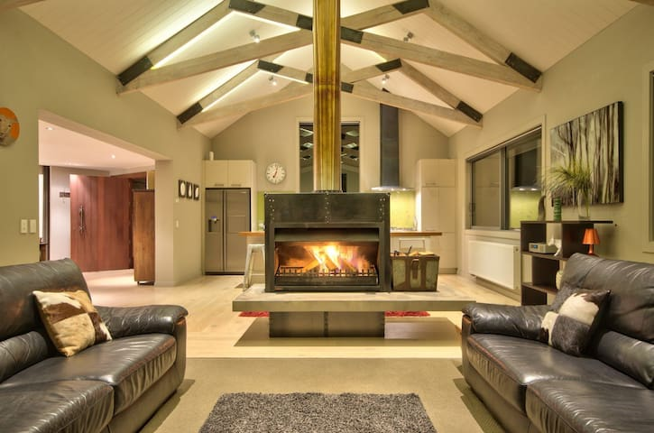 Luxury at Arthurs Point, Queenstown