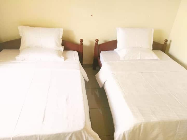 Best Rooms In Remera Opposite The Airport