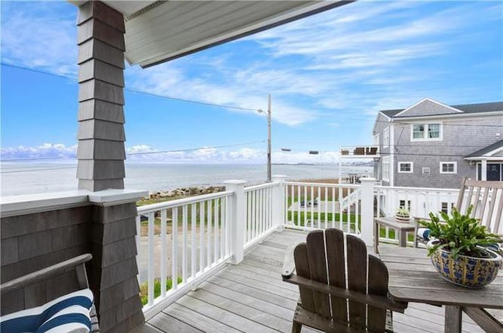 Magnificent Ocean View, A/C, 6 Bed, 1 mi. to beach