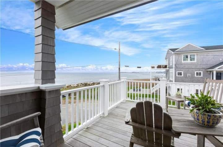 Magnificent Ocean View, A/C, 5 Bed, 1 mi. to beach
