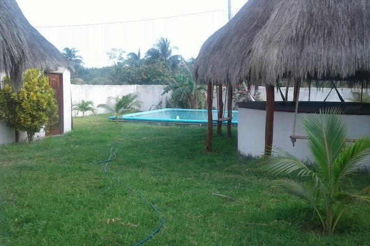 'La Cabaña 2' Yucatan, Mexico Telchac Puerto