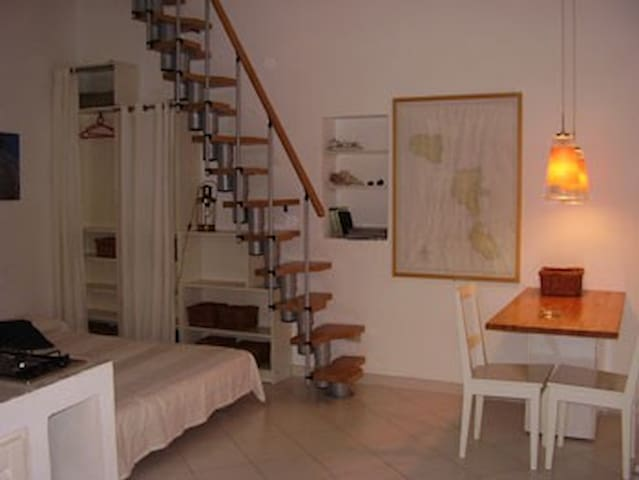 Lipari, Cozy studio apartment - Lipari