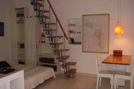 Lipari, Cozy studio apartment - Lipari - Hus