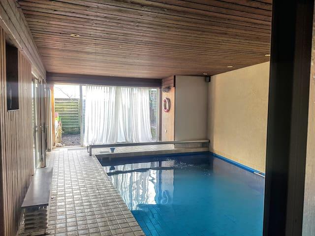 Assal Home 2 بالمسبح الساخن