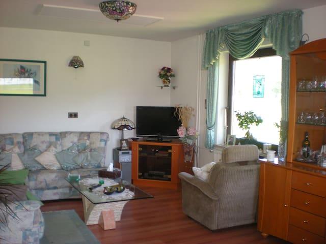 Ruhige Wohnung mit atemberaubendem Ausblick!!! - Vrba - Apartment