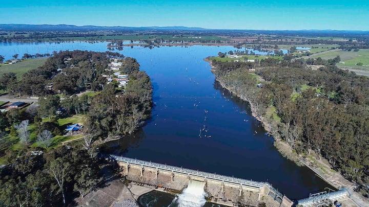Nagambie/Goulburn Weir River House
