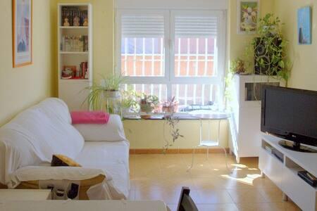Bright and quiet place. Casa luminosa y tranquila - Madrid - Apartmen