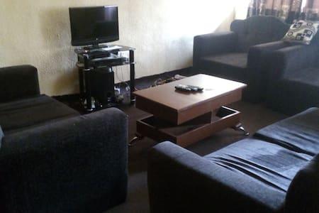 A private apartment