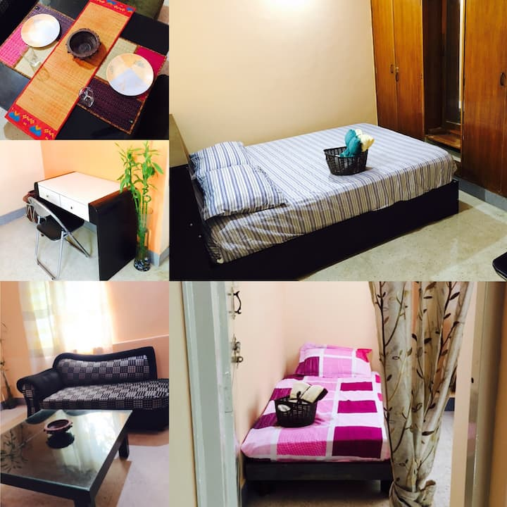 Comfortable 2BHK house-residential Bangalore