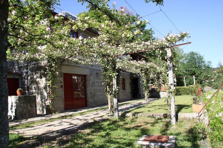 Quinta do Rossado - Casa do lago