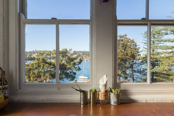 Harbour View Heaven One Bedroom - Manly - Pis