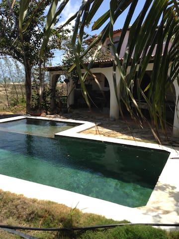 Casa con espléndidas vistas - Maracajaú - Dům