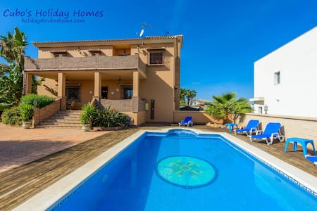 Exceptional luxury villa up to 12 people - Alhaurín el Grande