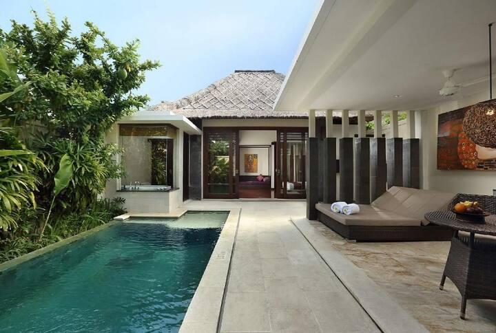 1 Bedroom Private Pool Villa near Sanur Beach