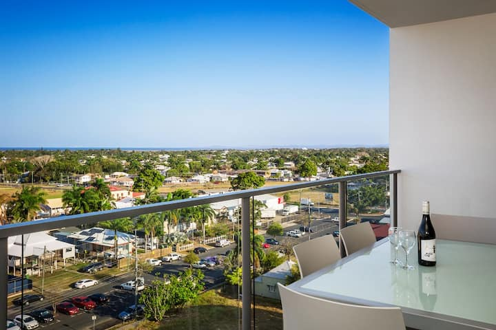 **Central Mackay** One Bedroom Serviced Apartment