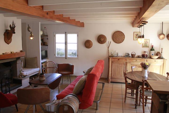 Jolie maison de montagne
