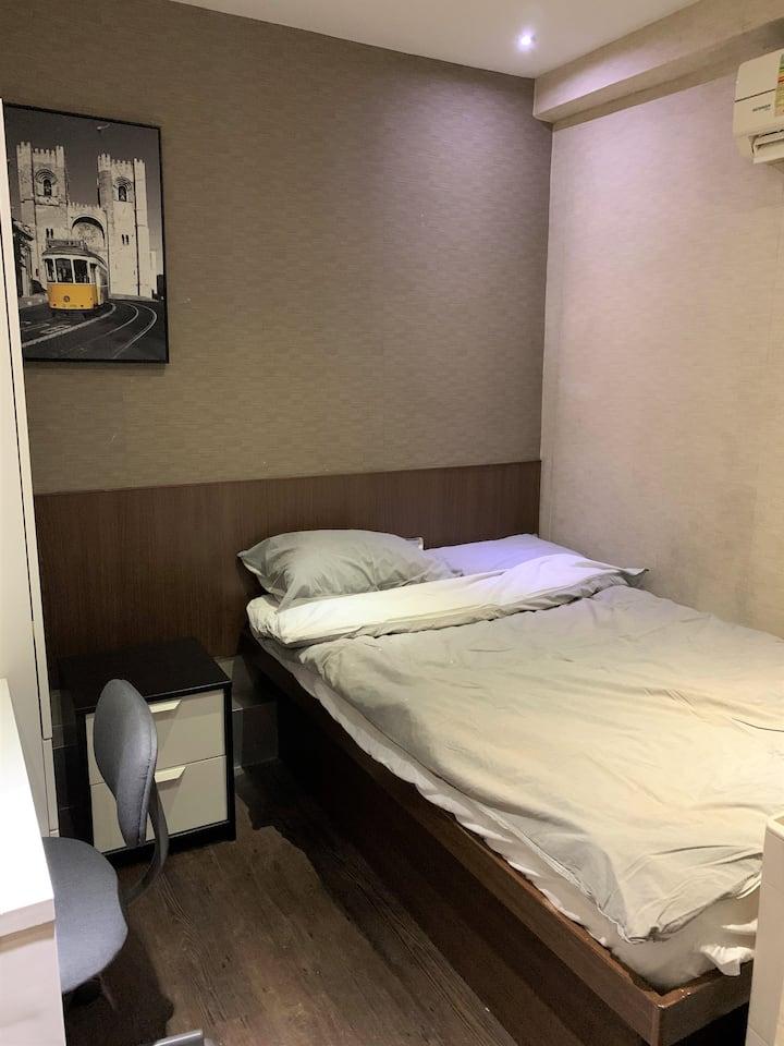 奧思旅館 Oasis Apartments (02) - 標準大床房Double Bed Room